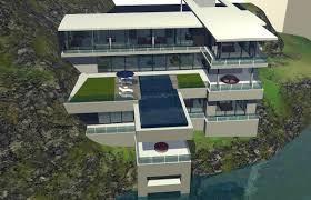 villa 3d models for download turbosquid