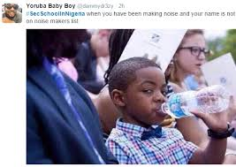 Memes Makers - secschoolinnigeria here are funny memes as nigerians recount their