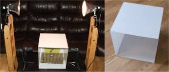 how to make a photo light box learn to make a photo box light box to take pictures of dollhouse