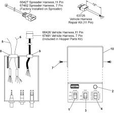 western salt spreader wiring diagram western wiring diagrams