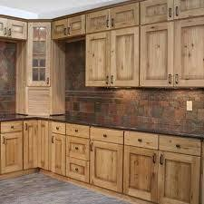 rustic hickory kitchen cabinets rustic lodge inspired kitchen knotty alder kitchens and knotty
