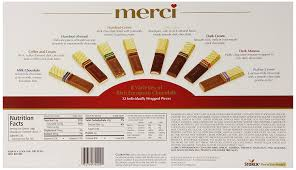 merci chocolates where to buy merci finest assortment of european chocolates 14 1