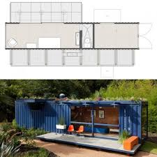 shipping container guest house dwell boxes