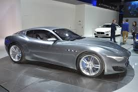 maserati alfieri red maserati to go without any sports cars or gts until 2020