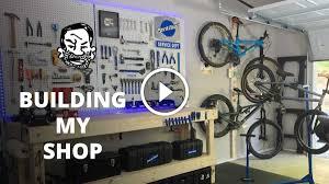 bike workshop ideas watch diy bike workshop seth s bike shack mtb