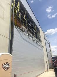 Soo Overhead Doors by A U0027tall Order U0027 Was A Cinch For Equal Door Industries And Alberta E