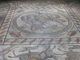 Mosaique Del Sur Métamorphoses Végétales Daphné