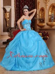 baby blue quinceanera dresses baby blue gown sweetheart floor length organza beading