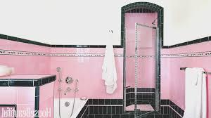 pink tiles bathroom paleovelo com