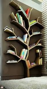 sistemas de almacenamiento originales para guardar libros