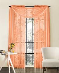 Burnt Orange Sheer Curtains Lovely Sheer Curtains Orange Ideas With Burnt Orange Sheer Curtain
