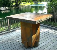 Patio Bar Tables Outdoor Bar For Sale Outdoor Patio Bar Furniture Or Outdoor