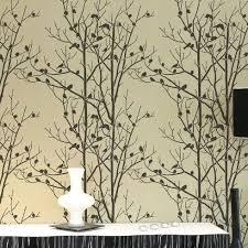 homey ideas design stencils for walls bedroom wall stencil ideas