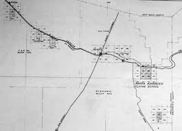 Big Bend National Park Map Abandoned U0026 Little Known Airfields Texas Big Bend Area