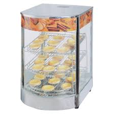 heated food display warmer cabinet case pkjg dh1p dog display electric food warmer stainless steel food