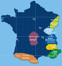 Dijon France Map by France Ski Europe