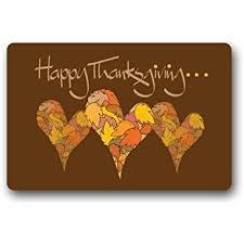 thanksgiving doormat custom thanksgiving turkey day doormats cover non slip