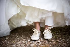 wedding shoes keds sparkly chagne keds bridal shoes