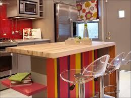 kitchen kitchen trolley cart kitchen cart with stools granite