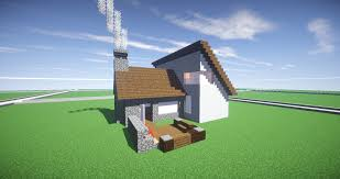 how to build a modern a frame house in minecraft youtube