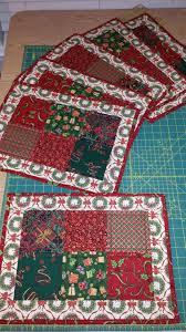 carpetitas para el comedor con motivos navideños fáciles y