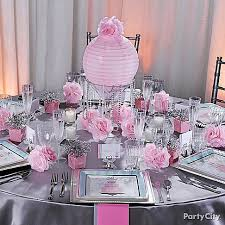 bridal shower decorations wedding shower table decorations wedding corners