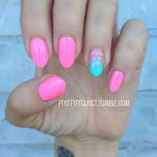 prettyproject latest nails color club modern pink