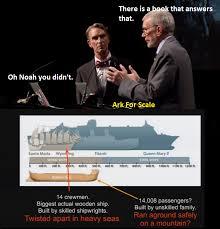 Ken Ham Meme - highlights of the bill nye ken ham evolution debate