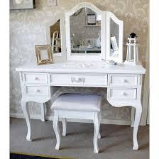 Ladies Secretary Desk White Antique Desk Antique Furniture
