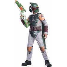 star wars boba fett child dress up role play costume walmart com
