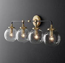 Bathroom Globe Lights Best 25 Bathroom Lighting Ideas On Pinterest Bathroom Lighting
