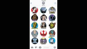star wars 40th anniversary stickers starwars com