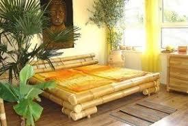 Bamboo Platform Bed Bamboo Bedroom Furniture Foter