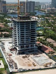 porsche design tower construction ultra luxury oceanfront condos new construction