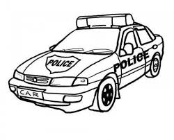 get this printable police car coloring pages online 46714