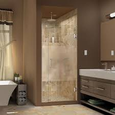 Half Shower Doors Dreamline Unidoor Plus 34 1 2 In To 35 In X 72 In Semi