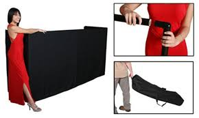 mobile photo booth dj skirts djs mp4b mobile pro booth 4ft black pssl