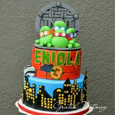 tmnt cake the of a tmnt cake grated nutmeg