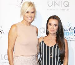 yolanda foster new hairstyle kyle richards rhobh costar yolanda foster is very hard to get