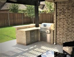 Outdoor Kitchen Frisco Outdoor Living Dallas Frisco Allen Mckinney Plano