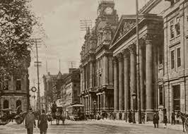 bureau de poste montr l photos historiques