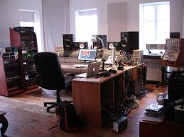Studio Production Desk by Old Meets New As Function Meets Form Consoles Bespoke And