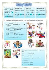 192 free esl can worksheets