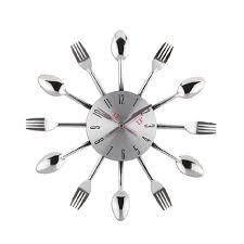 pendule cuisine horloge cuisine design avec pendule de cuisine design montre