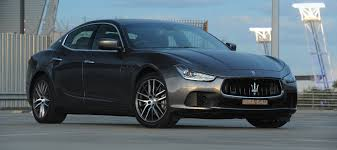 cheapest maserati maserati ghibli 5 series fighter priced from 138 900 photos