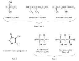 9 2 alcohols and phenols nomenclature and classification