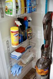 Small Closet Organization Pinterest by Best 25 Utility Closet Ideas On Pinterest Cleaning Closet Hall