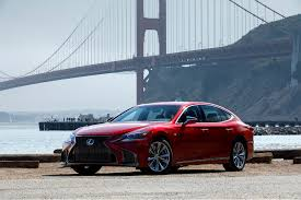 lexus is f sport 2018 2018 lexus ls first drive not my father u0027s ls motor trend