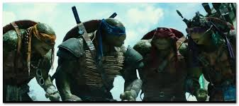 teenage mutant ninja turtles names colors pictures