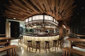 bar designs 2015 restaurant bar design award winners announced archdaily